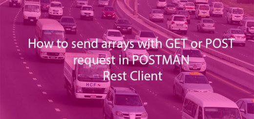 postman rest client